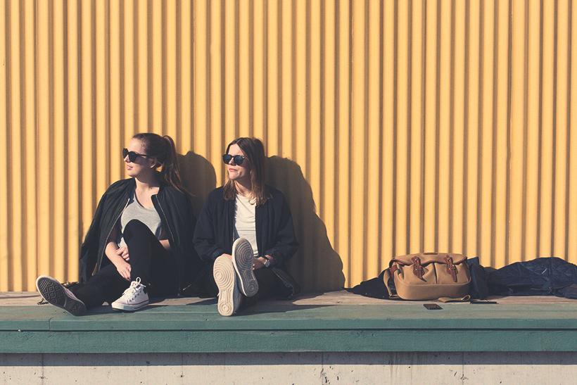 Springtime Stockholm
